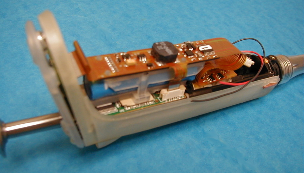 Programmable Pipettor with speech recognition - Venture