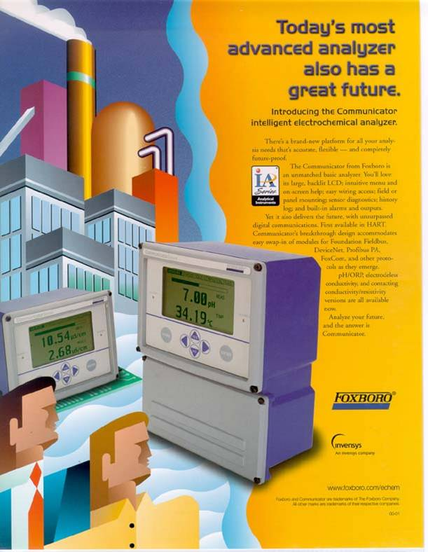 Development of remotely communicating Analyzer for Invensys' Foxboro Company